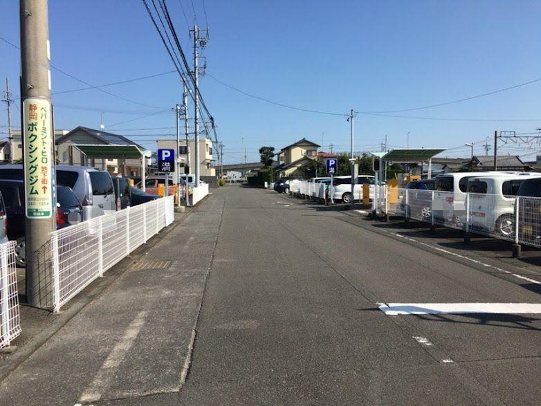 大道芸ワールドカップイン静岡、西焼津の駐車場が満車だった