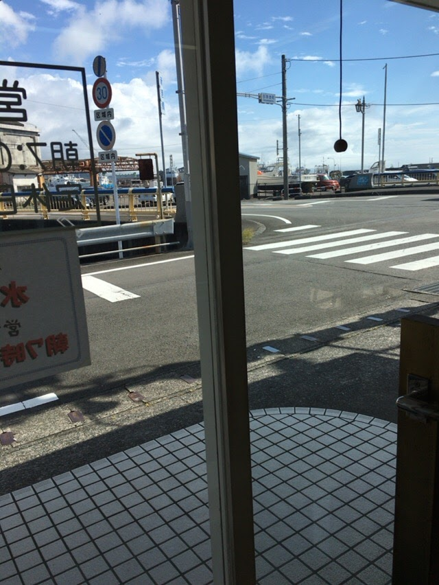 小川港のパン屋さん「コパン」。焼津市
