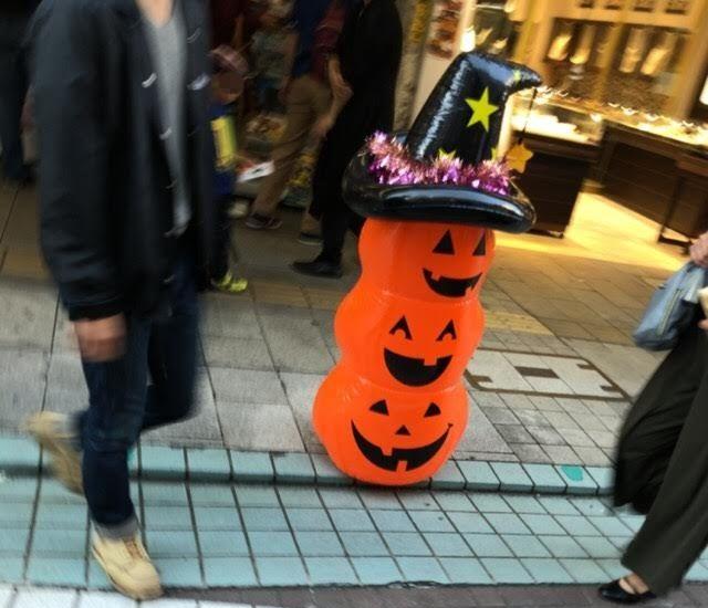 おまちdeハロウィン。静岡の街中にコスプレした子供たち