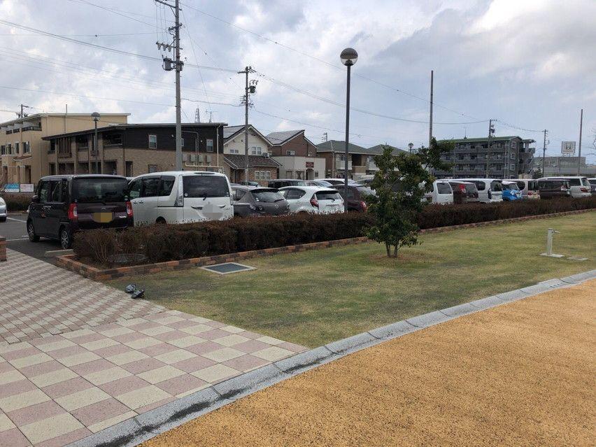 焼津市の石津西公園。駐車場が少ないと思ったら拡張され駐車場が増えました!