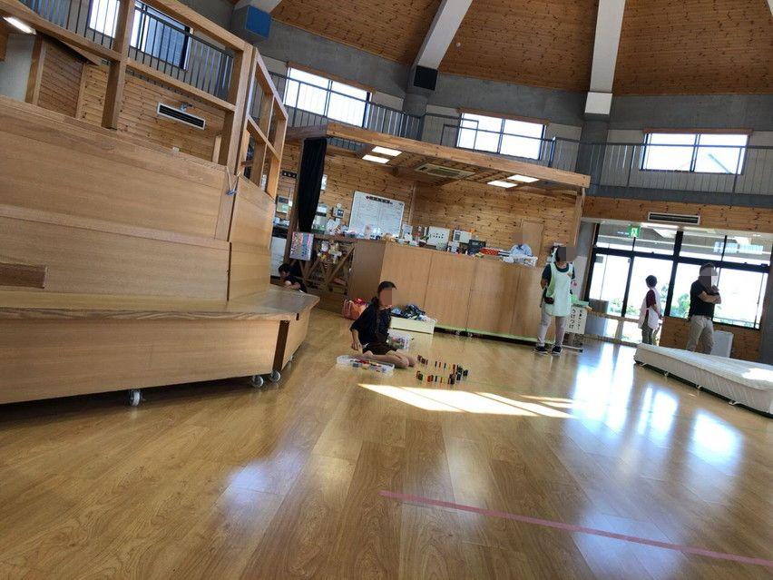 小学生向きの児童館。焼津市大井川のとまとぴあ