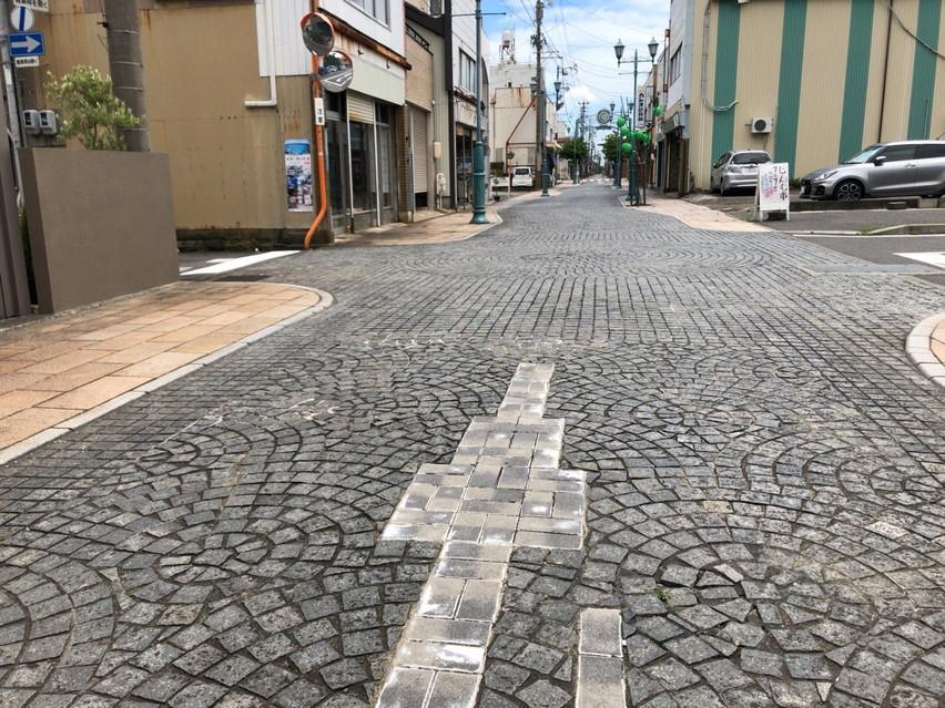 焼津浜通り・昭和通り・神武通りを散歩。焼津散歩