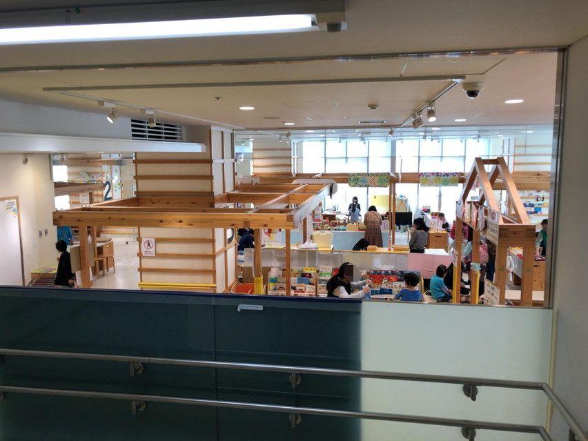 静岡市清水の子供お仕事体験施設「まある」に行ってきました感想