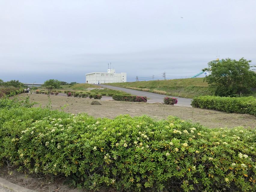 子供の自転車で坂道ブレーキ練習場所 焼津市リバティ