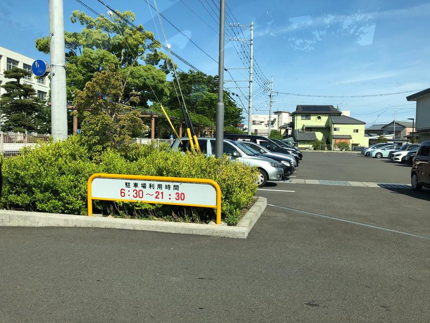 藤枝蓮華寺池公園の駐車場がオープンする時間 駐車場利用可能時間