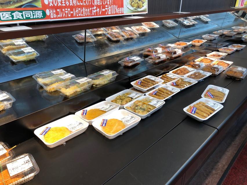 焼津のスーパーKOマートの自家製お惣菜は美味しいです テイクアウト