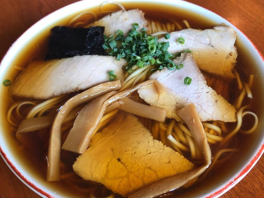 焼津市の人気ラーメン屋竹乃やで子供連れランチしました