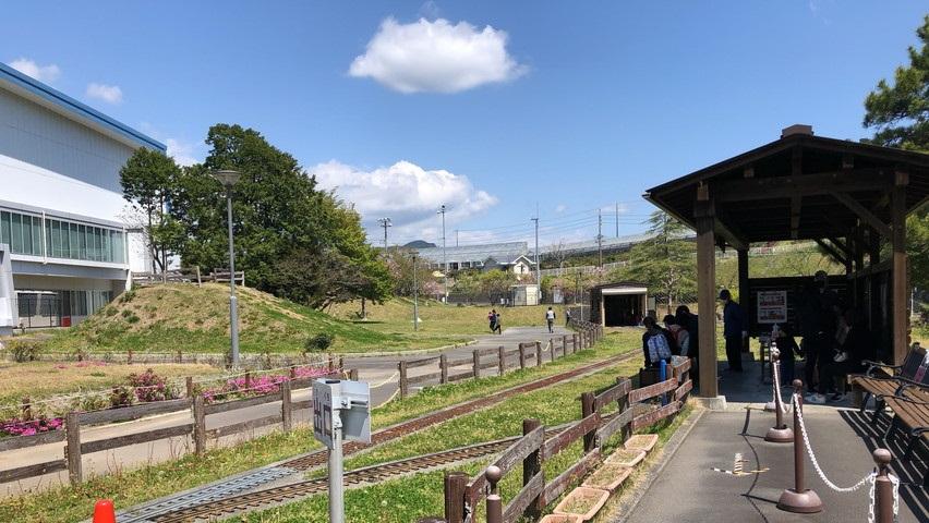 島田市中央公園が楽しい!子供が遊べる公園
