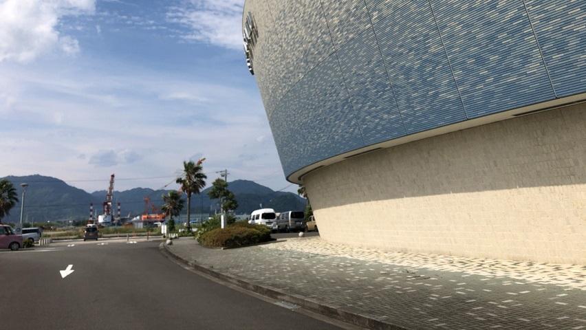 温水海水プール(アクアスやいづ)はサウナ付きで海水よりも塩っぱい